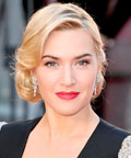 Kate Winslet - Daily Beauty Tip - Celebrity Beauty Tips