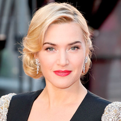 Kate Winslet - Transformation - Hair - Celebrity Before and After