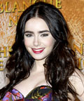Lily Collins - Daily Beauty Tip - Celebrity Beauty Tips