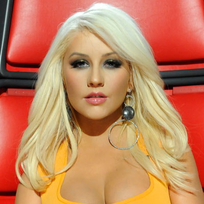Christina Aguilera - Transformation - Hair - Celebrity Before and After