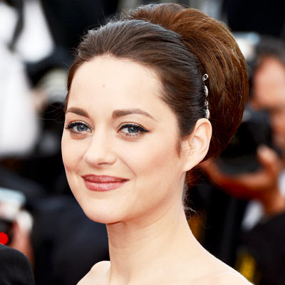Marion Cotillard - Transformation - Hair - Celebrity Before and After