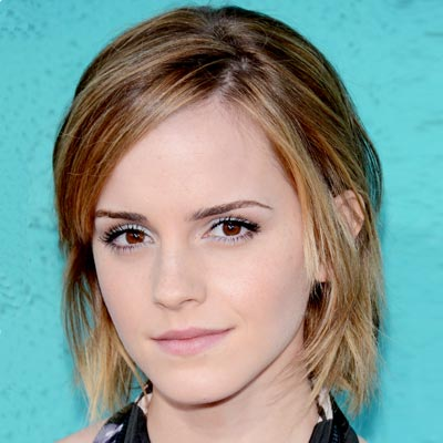 Emma Watson - Transformation - Hair - Celebrity Before and After