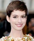 Anne Hathaway - Daily Beauty Tip - Celebrity Beauty Tips