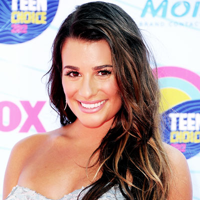 Lea Michele - Transformation - Hair - Celebrity Before and After
