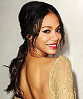 Zoe Saldana - Daily Beauty Tip - Celebrity Beauty Tips