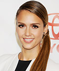 Jessica Alba -- Daily Beauty Tip -- Celebrity Beauty Tip