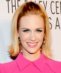 January Jones - Daily Beauty Tip - Celebrity Beauty Tips