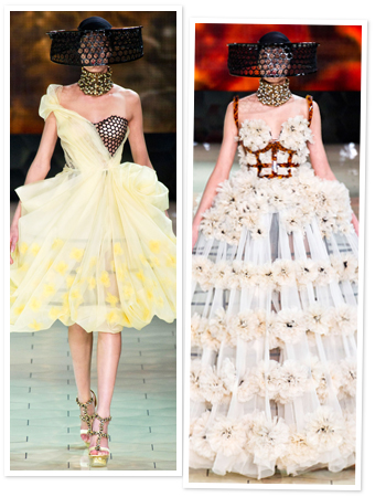 Alexander McQueen, Fashion Week