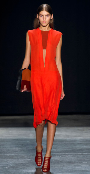 Narciso Rodriguez, Fashion Week