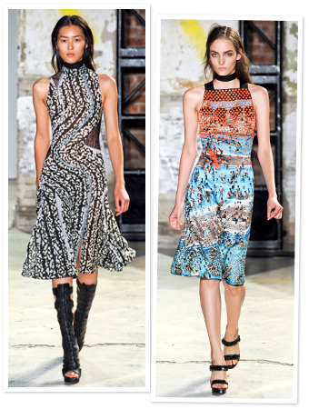 Proenza Schouler, fashion week