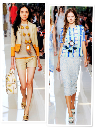 Tory Burch, Fashion Week