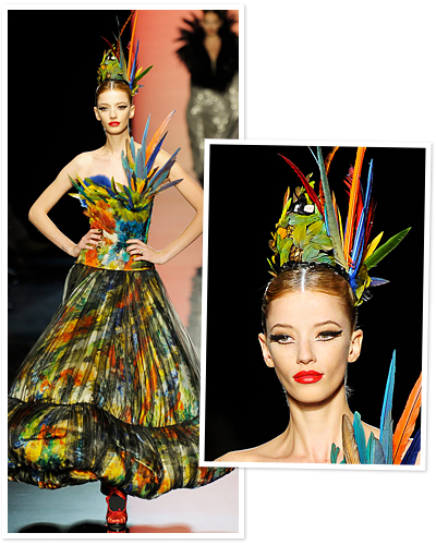 Jean Paul Gaultier From The Runway To The Capitol