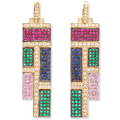 Wilfredo Rosado - Earrings - We're Obsessed