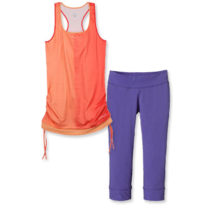 apple shaped the best workout clothes for your shape