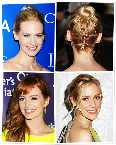 Hair Trends to Try Now
