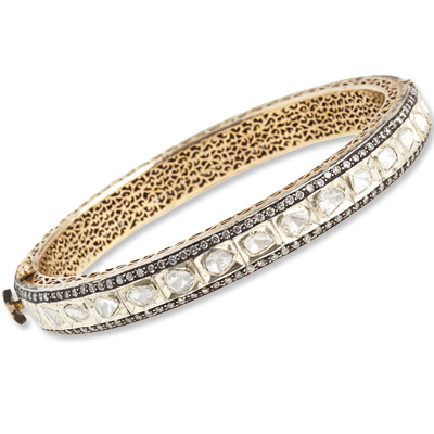 Munnu - diamond bracelet- We're Obsessed