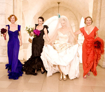 051812 Memorable Bridesmaids 3 400 Bridesmaid In Movies: Bridesmaid Dresses