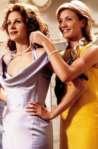 051812 Memorable Bridesmaids 9 383 Bridesmaid In Movies: Bridesmaid Dresses
