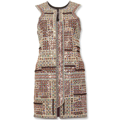 Isabel Marant - Way embellished dress - We're Obsessed