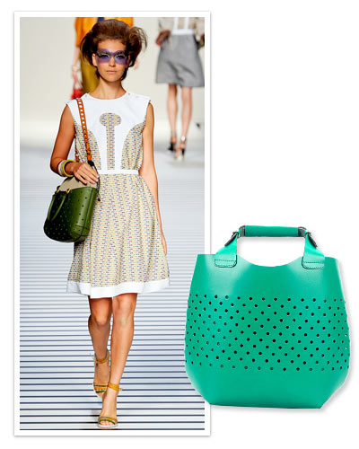Perforated Bags