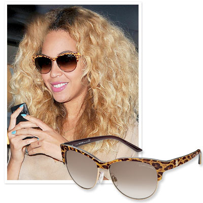 Beyonce - Roberto Cavalli - Shop Star Sunglasses