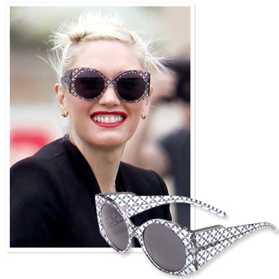 Gwen Stefani - Stella McCartney - Shop Star Sunglasses