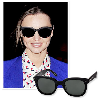 Miranda Kerr - Flint - Shop Star Sunglasses