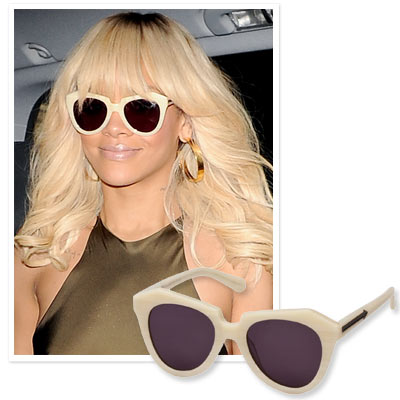 Rihanna - Karen Walker - Shop Star Sunglasses