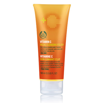 Look of the Day photo | The Body Shop Cleansing Polish