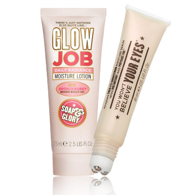 Look of the Day photo | Soap & Glory Daily Radiance