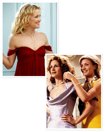 060812 BridesMaids Lead 400 Bridesmaid In Movies: Bridesmaid Dresses