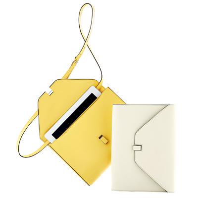 Valextra - iPad case - we're obsessed