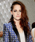 Fall 2012 Fashion Kristen Stewart in Roberto Cavalli