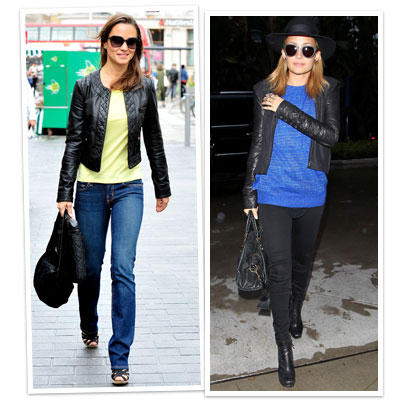 081712 Leather Jacket 400 How To Mix and Match Your Jeans Everyday