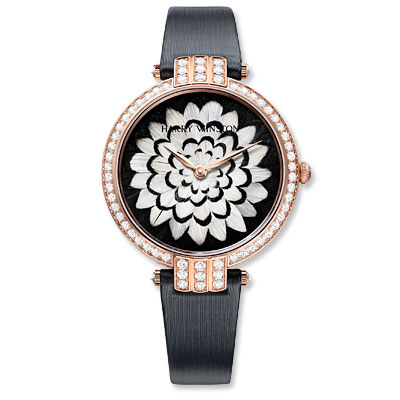 Harry Winston - watch - we're obsessed