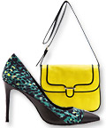 Fall's Most Vibrant Bag and Shoe Combos - Mango - Reiss
