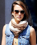 Look Your Best - Layering - Olivia Palermo - Alexa Chung - Jessica Alba