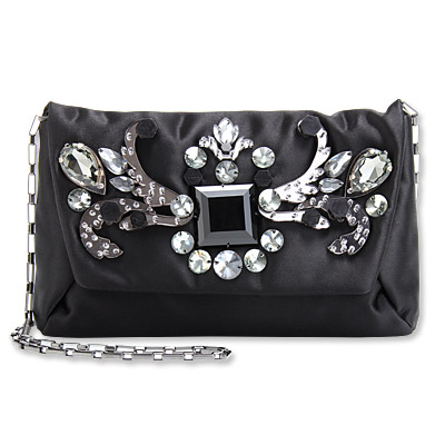 lanvin - clutch - we're obsessed
