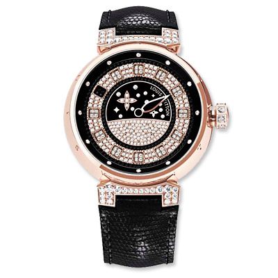 Louis Vuitton - watch - we're obsessed