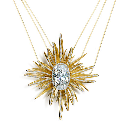 House of Waris for Forevermark - necklace - we're obsessed