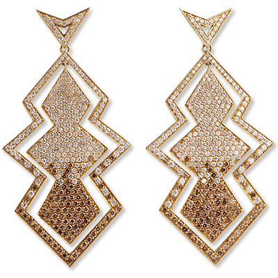 Deborah Pagani - earrings - we're obsessed