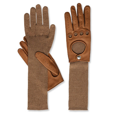 Hermes - gloves - we're obsessed