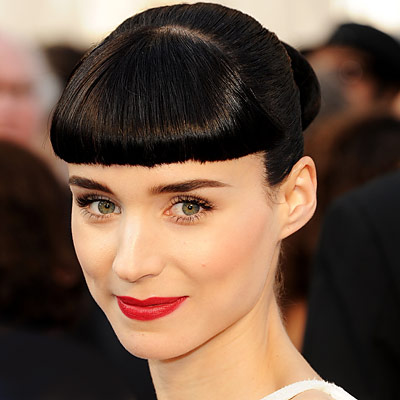 Rooney Mara - Transformation - Hair - Celebrity Before and After