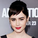 Lily Collins - Transformation - Hair - Celebrity Before and After