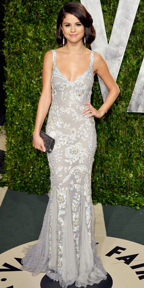 Dolce and Gabbana at the Vanity Fair Oscar party