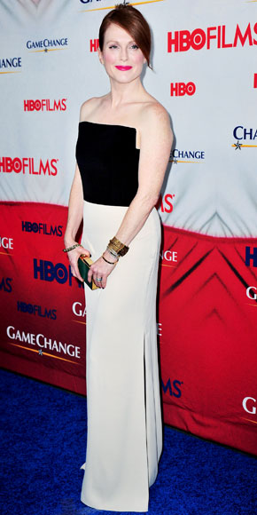 Julianne Moore in Lanvin