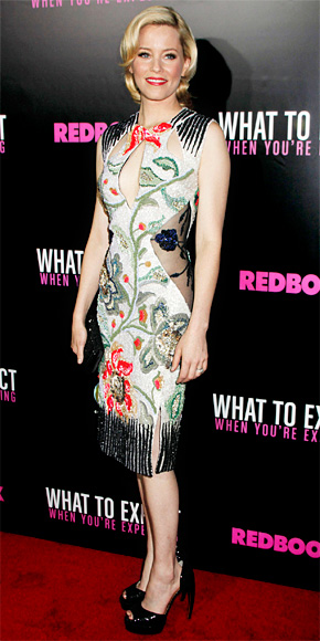 Elizabeth Banks in Peter Pilotto