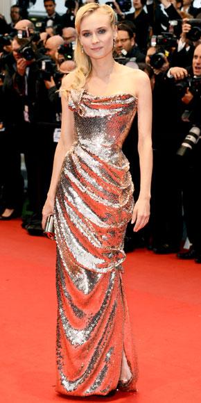Diane Kruger in Vivienne Westwood