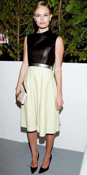 Kate Bosworth in Calvin Klein