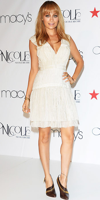 Look of the Day photo | Nicole Richie
